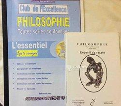 Fascicules de philosophie