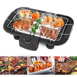 Barbecue électrique sur table portatif