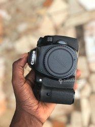 Canon 60D + Lens 55-250