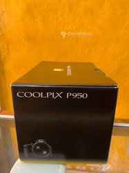 Nikon Coolpix P950 4k
