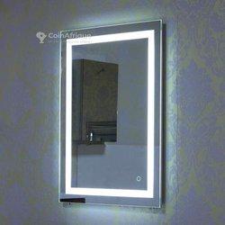 Miroir led pour salle de douche