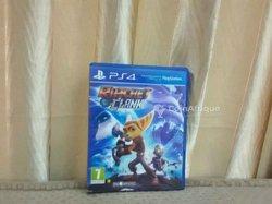 Ratchet - clank Playstation 4