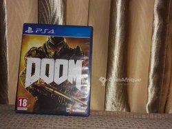CD Doom Playstation 4
