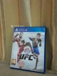 Jeux vidéos PlayStation 4 EA Sports UFC