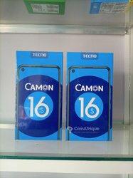 Tecno Camon 16S - 128 gigas