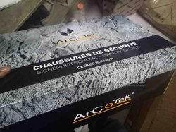 Chaussures de sécurité Arcotek - françaises