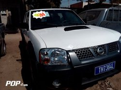 Nissan Hardbody 2008