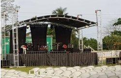 Location de podium