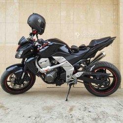 Moto Kawasaki  Z750 2009