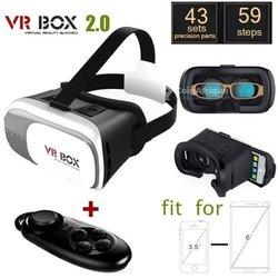 Casque de réalité virtuelle VR box 2.0 à télécommande