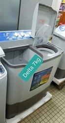 Machine à laver Delta 7 kg semi-automatique