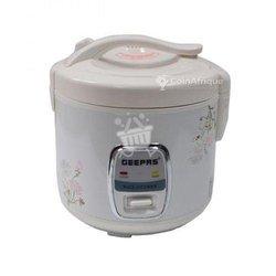 Cuiseur de riz Geepas - GS-20 - 2l - blanc - 02mois