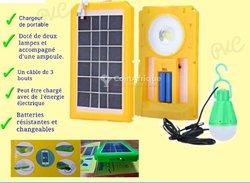 Panneau solaire multifonction