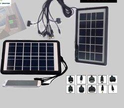 Panneau solaire - recharge téléphone