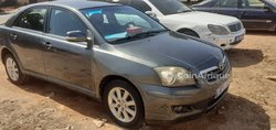 Location - Toyota Avensis