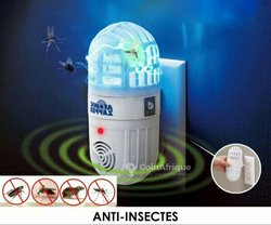 Lampe anti insectes