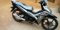 Moto Honda Wave S Beko 2020