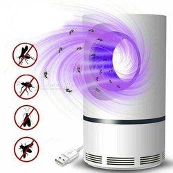 Lampe aspirateur anti-moustique électrique