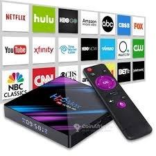 TV box android H96max
