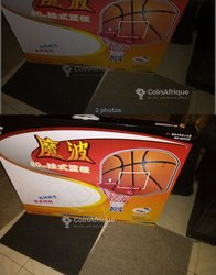Panier de basketball mural
