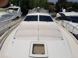 Yacht Ferretti 1400 chevrons 2002