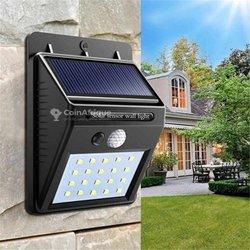 Lampe par énergie solaire
