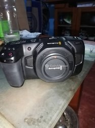 Caméra Blackmagic Pocket 4K