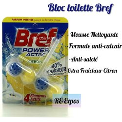Bloc toilette