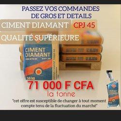 Ciment Diamond  CPJ 45