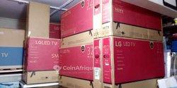 TV LG smart LED 32 - 65  pouces