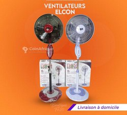 Ventilateur Elcon