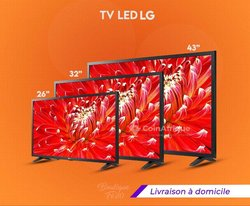 """Télévision LG 26"""""""