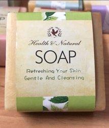 Réalisation d'emballage savons