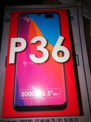 Itel S16 Pro   - Itel P36