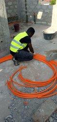 Travaux d'électricité bâtiment