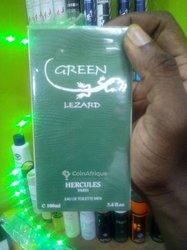 Eau de toilette Men  Green Lezard