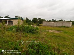 Vente Terrains 600 m² - Toumodi