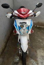 Livreur à moto