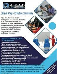 Offre de stage - formation commerciale