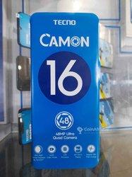 Tecno Camon 16  128go