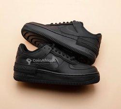 Baskets Air Force One Shadow Black