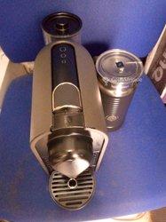 Machine café Nespresso