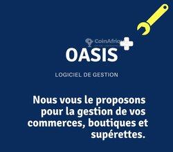 Logiciel de gestion de stock Oasis