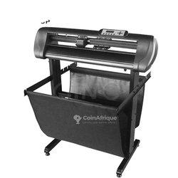 Machine graphic plotter vinyl cutter