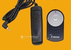 Télécommande déclencheur à distance - Canon