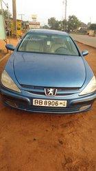 Peugeot 607 2003