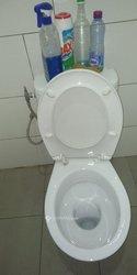 Entretien douches et WC