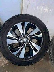 Jantes aluminium R15 - pneus