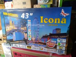 "Smart TV Icona 43"""