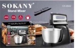 Robot mixeur - batteuse électrique Sokany